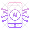 Artificial Mobile Icon