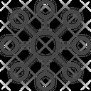 Artificial Network Icon