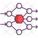 Artificial Neural Network Network Networking Icon
