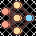 Artificial Neural Network Icon