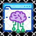 Artificial Process Icon