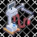 Artificial Respirator Icon