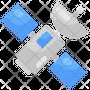 Artificial Satellite Space Station Satellite Icon