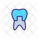 Stomatology Concept Artificial Icon