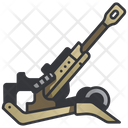 Military War Gun Icon