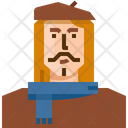Occupation Avatar Artist Icon