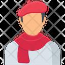 Artist Designer Boy Icon