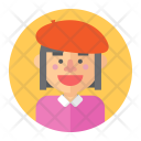 Artist Painter Avatar Icon