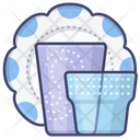 Tableware Glassware Plate Icon