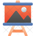Artwork Painting Painting Frame Icon