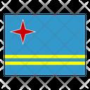 Aruba Flag Flags Icon