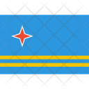 Aruba Flag World Icon