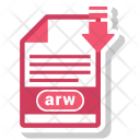 Arw file Icon