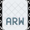 Arw File Icon