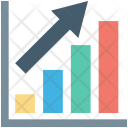 Ascending Chart Bar Icon