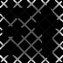 Arrow Sort Filter Icon