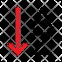 Text Alphabet Sort Icon