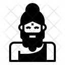 Ascetic Icon