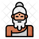 Ascetic Guru Hindu Icon