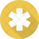 Asclepius Healthcare Logo Icon