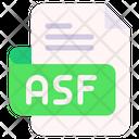 Asf Document File Icon