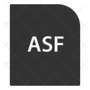 Microsoft Asf Redirector File File Extension Icon