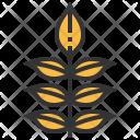 Ash Leaf Greenery Icon