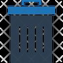 Ash Bin Icon