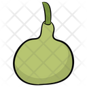 Ash Gourd Vegetable Healthy Vegetable Icon
