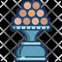 Ashtamangala Icon