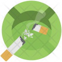 Smoking Concept Cigarette Icon