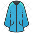 Asian coat Icon