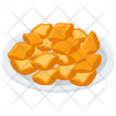 Asian Food Platter Icon