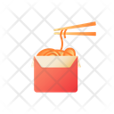 Asian Food Takeout Icon