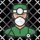 Avatar Surgeon Asian Icon