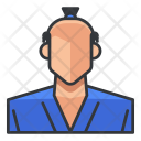 Asian Man Avatar Icon