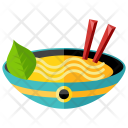 Asian Noodles Icon