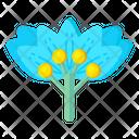 Asiatic Dayflower Icon