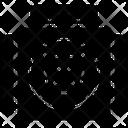 Asic Cryptomining Farm Icon