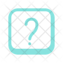 Question Mark Ask Icon