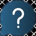 E Commerce Ask Help Icon