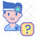 Ask A Vet Doctor Animal Doctor Icon