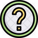Ask Sign Icon
