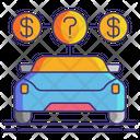 Asking Price Icon