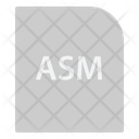 Asm Extension File Icon