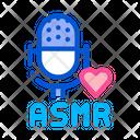 Asmr Microphone Sound Icon