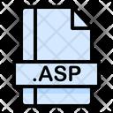 Asp File Asp File Icon