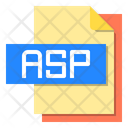 Asp File File Type Icon