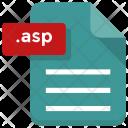 Asp File Icon