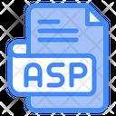 Asp Document File Icon